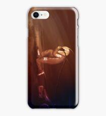 Fernando Alonso Dark mist  ©peewiedesigns iPhone Case/Skin