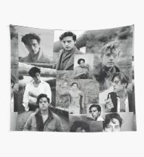 Cole Sprouse Wall Tapestry