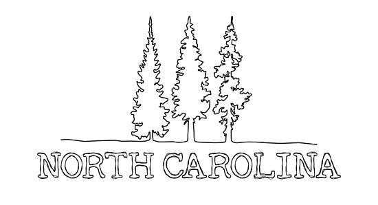 North Carolina by bperky
