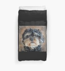 Ted The Cockapoo Duvet Cover