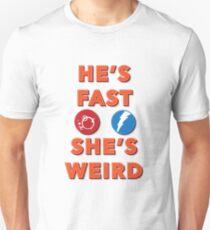 Siblings Unisex T-Shirt