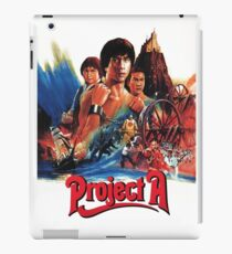Jackie Chan - Project A iPad Case/Skin
