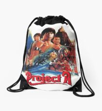 Jackie Chan - Project A Drawstring Bag