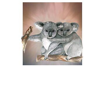Koala Bear Hug by Aerrie