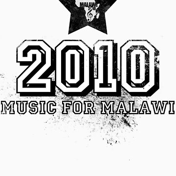 Old School Retro 2010 Black by MusicForMalawi