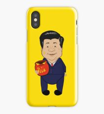 Xi Jinpooh Winnie the Pooh Banned in China (John Oliver) iPhone Case