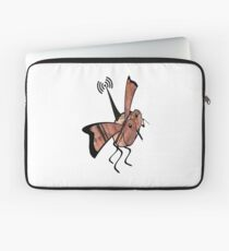 Radio controlled, robot fly, mini drone, Ornithopter Laptop Sleeve