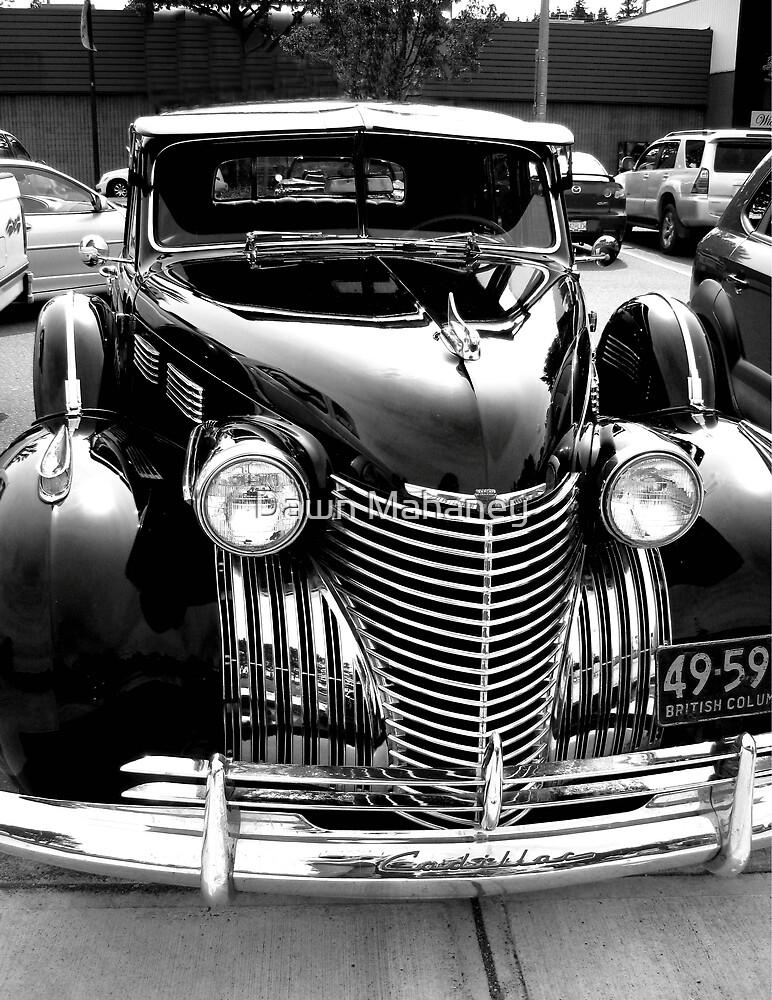 Cadillac Black by Dawn Mahaney
