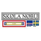 Skóla Nóbu – Suésia/Sweden by SkolaNobu