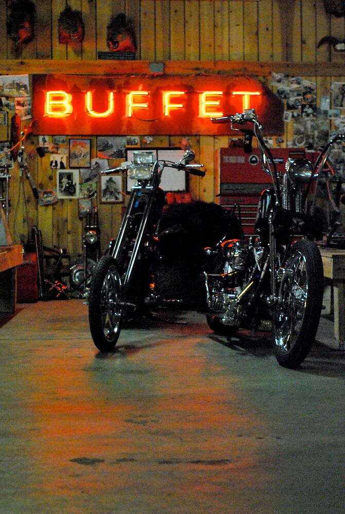 the buffet by motordriven