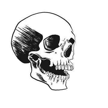 Ha ha ha Skull  by CarlaBeltra