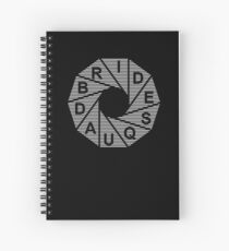 Cuaderno de espiral Bride Squad