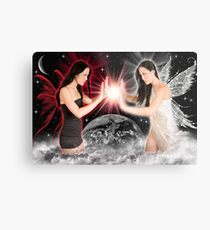 good vrs. eveil Metal Print