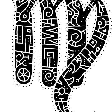Virgo Symbol by TheMaker