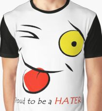 Hater Graphic T-Shirt