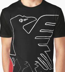 Blue Samurais Graphic T-Shirt