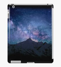 To the stars that listen iPad Case/Skin