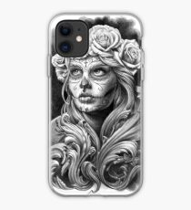 CALEXICO HAPPY SKULL iphone case