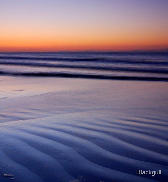 Minimal Blue by Blackgull