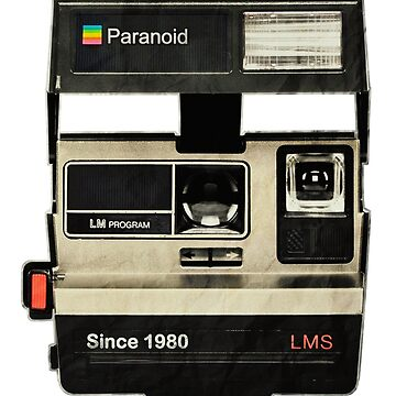 Polaroid Paranoid by TheZeroCorp
