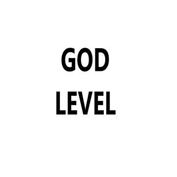 God Level by Spirit-Guide