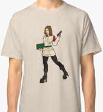 Barracks Duty Pin Up Classic T-Shirt