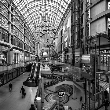 Eaton Centre 2 by baneling
