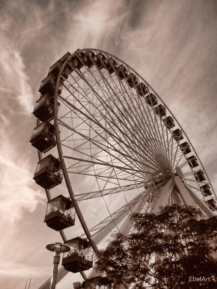 The Wheel by EbelArt