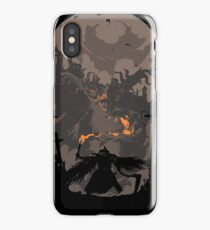Blood Encounter iPhone Case