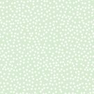 Palest Green and White Polka Dot by itsjensworld