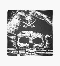 Pirates Adventure Mallorca Merchandise Skull Black Scarf