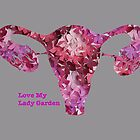 The Lady Garden Pink by MidnightMagpie