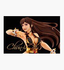 Chun-li Battle Costume / Street Fighter V (5) #2 Photographic Print