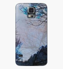 Stacked Trees  Case/Skin for Samsung Galaxy