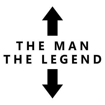 The Man, The Legend by autoboxdesign