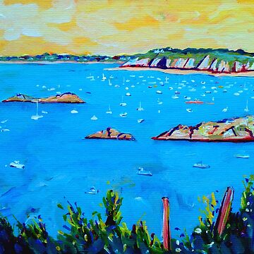 St. Lunaire (Brittany, France) by eolai