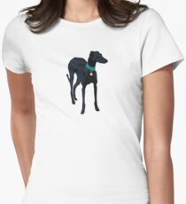 Galgo (Center Chest) T-Shirt