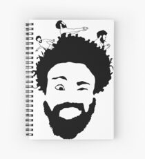 This is America  Spiral Notebook