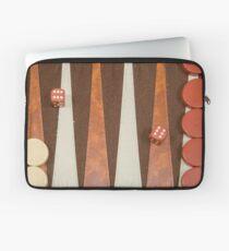 Backgammon board game Laptop Sleeve