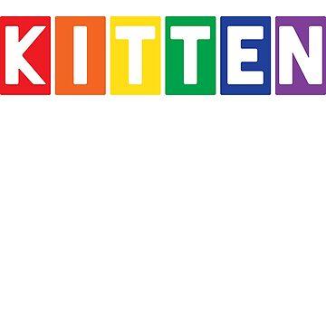 Proud Kitten by beardsandcats
