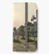 Cityscape Photograph iPhone Wallet/Case/Skin