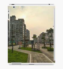 Cityscape Photograph iPad Case/Skin