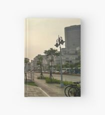 Cityscape Photograph Hardcover Journal