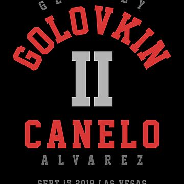 Canelo vs GGG 2 by TeeMonsters