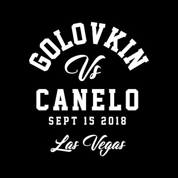 GGG vs Canelo by TeeMonsters