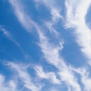 SKY, CLOUDS, BLUE, Weather, Climate, Blue Yonder, heaven by TOMSREDBUBBLE