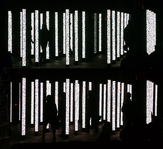 Volume Light Installation by Roz McQuillan