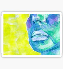 ColourPOP | Gansai Japanese Watercolour Painting Sticker