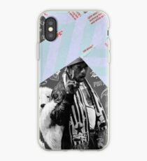 Lil Uzi Luv is Rage 2 Cover Art iPhone Case