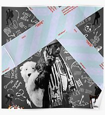 Póster Lil Uzi Luv is Rage 2 Cover Art